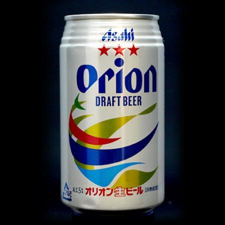 オリオン・ドラフトビール商品画像