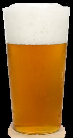 北海道麦酒 ジンジャー&ペールエール ストロンググラス画像