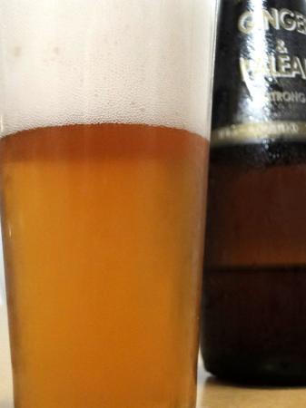 北海道麦酒 ジンジャー&ペールエール ストロングの画像4