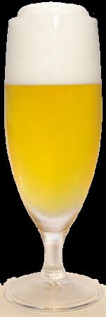 キリン 本格辛口麦グラス画像