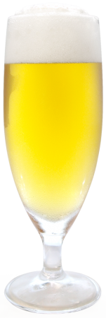 キリン 休む日のAlc.0.00%グラス画像