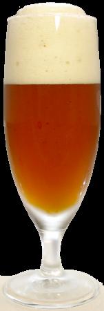 軽井沢高原ビールグラス画像