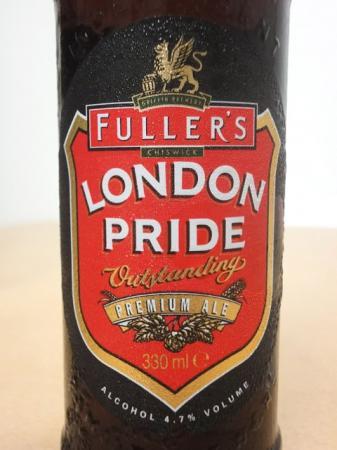 フラーズ ロンドンプライドの画像3