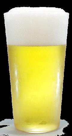 オリオン・ドラフトビールグラス画像