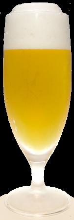サントリー ゴールドブリューグラス画像