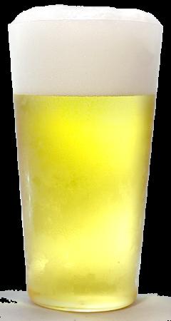 サッポロ生ビール<黒ラベル>グラス画像