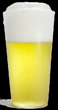 サッポロ 北海道生搾り みがき麦グラス画像