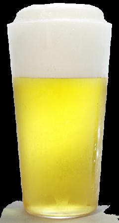 サッポロ 麦とホップグラス画像