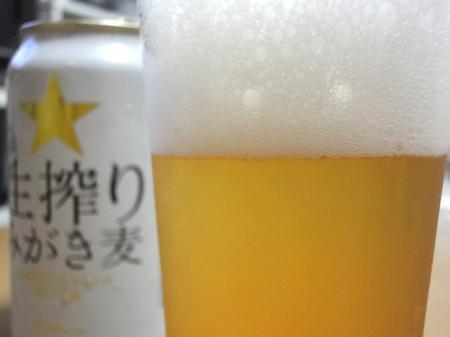 サッポロ 北海道生搾り みがき麦の画像3