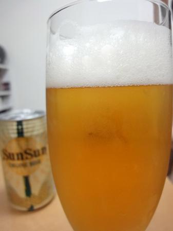 サンサンオーガニックビールの画像5