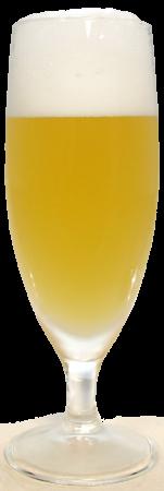 由布の森ビールグラス画像