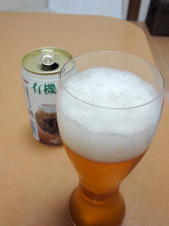 有機農法ビールの画像4
