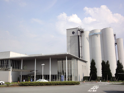 サントリー熊本工場